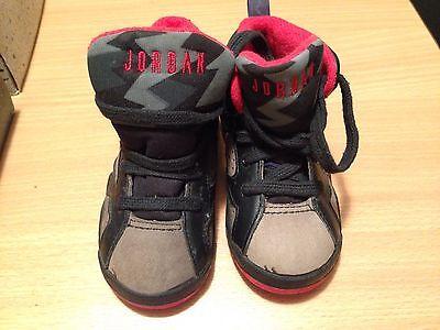 887c96fc919 ... 4 of 10 OG Vintage 1992 Nike Air Jordan VII Baby Deadstock  Raptor/Rapier 7 90s AJ Grey