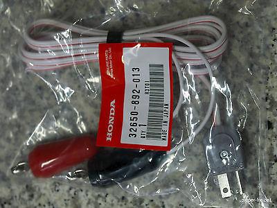 Honda Batterie Ladekabel 12Volt Made in Japan für EU20i 2
