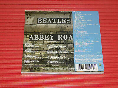 2019 The Beatles Abbey Road Anniversary Japan 2 Shm Cd Deluxe Edition 2