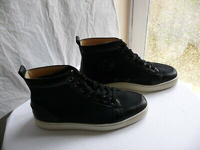 photos officielles 0a04b ef501 CHRISTIAN LOUBOUTIN BASKET Homme AC Ranty Flat Calf/double face