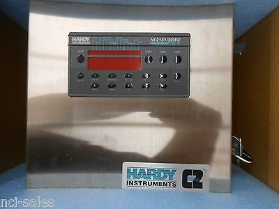 Hardy Instruments Hi 2151-30Wc Waversaver C2 It & Hi2424Ps-C4 00 Scale Base