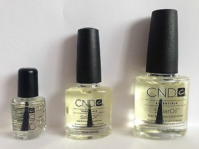 Cnd Solar Oil Nail And Cuticle Conditioner 15 Ml Creative Nail
