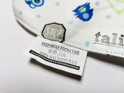 TALINU fünf 5 Babylätzchen Baby Dreieckstuch Halstuch Spucktuch Latz Lätzchen 10
