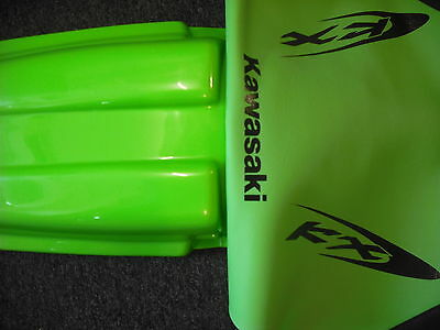Kawasaki KX 125 250 1998 Style Green (new Green) Seat Cover fits 1994 to 1998