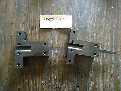 2 New Right Clip Form Punch #1989846-C47