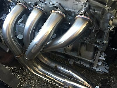 1320 Performance Side exit race header extension for wide body b16  b18c1 b18c