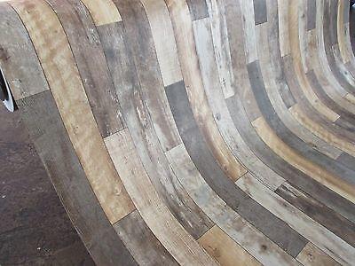 PVC M² CV Bodenbelag Holz Mehrfarbig Trent Canyon Optik Meter - Pvc antik optik