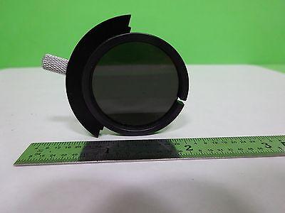 Microscope Pièce ND Densité Neutre Filtre Slide Optiques Tel Quel Bin #Y2-52 5