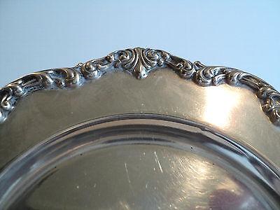 "Vintage Gorham Sterling Silver 6"" Bread & Butter Plate #A1126 4"