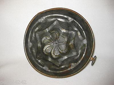 ++ alte schöne Kupfer Backform Kupferform   ++Hhj 6