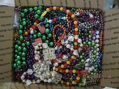 Mardi Gras Beads Necklaces lot  Authentic New Orleans 14+ pounds assorted 2