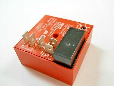 NCC Q4T-00001-341 SOLID STATE RELAY .05-1 SEC *NEW IN A BOX*