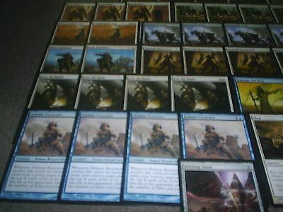 MTG Magic HALIMAR EXCAVATOR DECK Ally LOT Allies Rare Extended Themed Mill