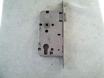 2 PZ DIN L Dorn 55mm ktg. ZT-Einsteckschloss nach DIN 18251 0415 Kl