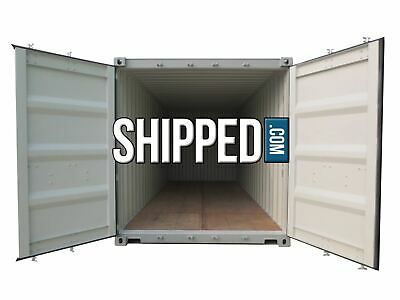 MONSTER DEAL!!! NEW 20FT CONTAINER / STORAGE UNIT FOR SALE in Springfield, MA 2