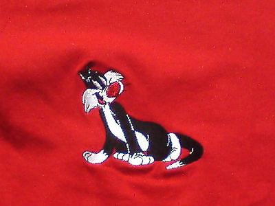 """New/Unworn. Rare Vintage Warner Bros.Tweety & Sylvester T-Shirt. 34"""" chest. 7"""
