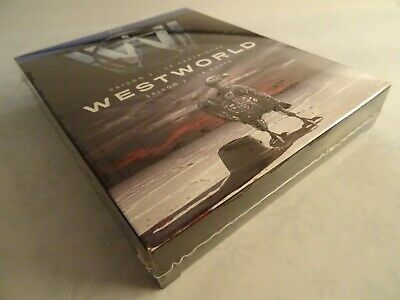 WESTWORLD Seasons 1 & 2 Bluray Complete Boxset FRENCH EDITION with English Audio 3