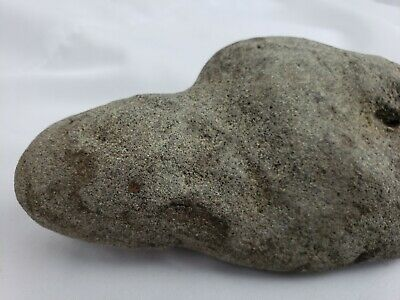 Great antique pre-colombian stone artifact / tool 9