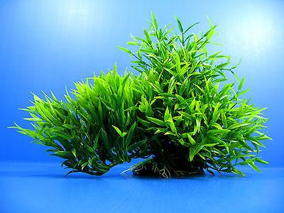 """3D Aquarium PLASTIQUE PLANTES 13 """"poissons L Ornement Décor animal 9"""