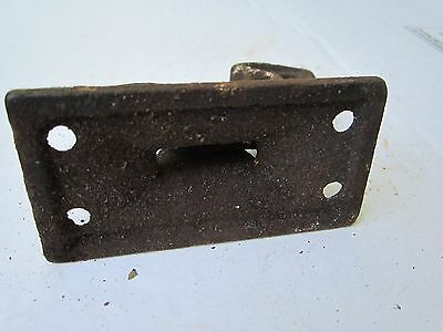 Antique Barn / Shed Door / Gate / Window, Bump Drop Over Catch / Holder 5