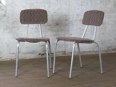 1 / 50 Mid Century Magnificent Kitchen Bar Chair Stuhl Fauteuil Vintage 70s 70er 3