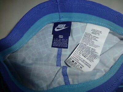 Nike Girls Comet Blue Leggings Size 4 XS New 36B849 2