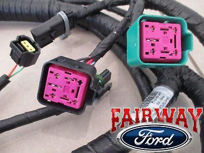 03-04 SUPER DUTY OEM Ford Engine Wiring Harness 6.0L 1/30/03 thru 9/29/03 on
