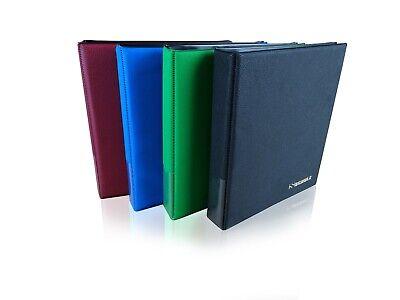 Coin Album Collection Holder Folder SCHULZ Binder 50p £1 £2 Storage Book 200H 2