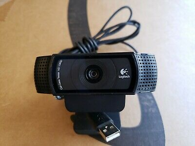 Used  Logitech C920 HD Pro Webcam 4
