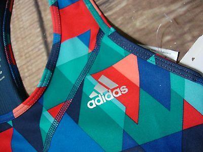 954d2c2eab ... Adidas Women s TECHFIT Sports Bra Top Workout Running Tennis Training  Yoga Gym 3
