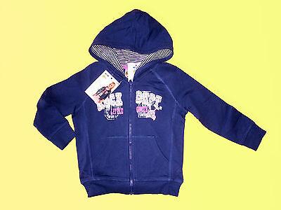 Bebè Ragazza Set Giacca & Maglia A Maniche Lunghe Sportivo Cardigan Shirt 74-104 2