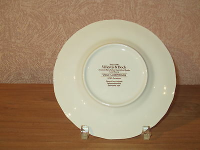 VILLEROY & BOCH *NEW* Vieux Luxembourg Set 4 assiettes à pain 16cm 2660