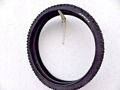 2 X Fahrradreifen Kenda  26x1.95-50-559 MTB Reifen m passendem Schlauch AV 04230