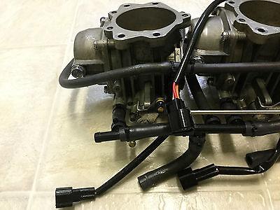 Yamaha 250hp CARBURETOR ASSY, 61A-14100-01-00, 61A-14301-01-00, 61A-14101-01-00