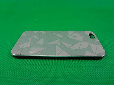 "iPhone 6 (4.7"") Case Cover Protector Hard Back with Aluminum 3 Colors NEW"