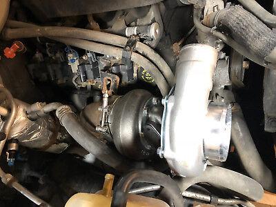 TURBO KIT 6466 T4 Silverado Sierra NEW Turbocharger Vortec V8 LS 4 8 5 3  6 0 99+