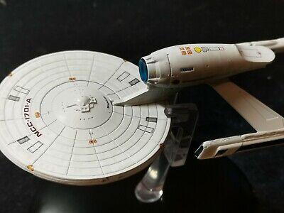 Star Trek Starships EAGLEMOSS USS Enterprise NCC-1701-A REFIT DECALS ONLY 6