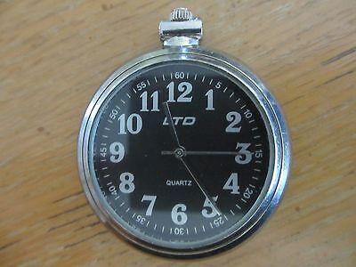 LTD POCKET WATCH - Ltd022 138 Pc21 - M z Berger - Japan Movt - Vintage