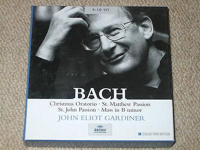 Gardiner Bach : Js bach sacred vocal works john eliot gardiner cd box set