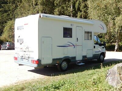 camping car Challenger 2