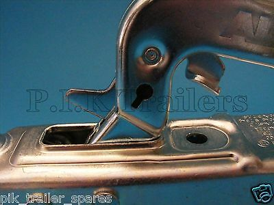 Security Hitch Lock for Erde Daxara Trailer 150 152 153 160 161 162 163 190 191 2