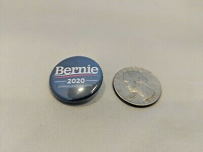 "Bernie Sanders 2020 Buttons/Pin Set Of 10, 1"" diameter pins. Free Shipping 4"