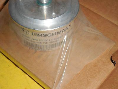 New 607680 Pat Hirschmann Sensor , Dwg20 Rotary Encodercan Open 10-30V