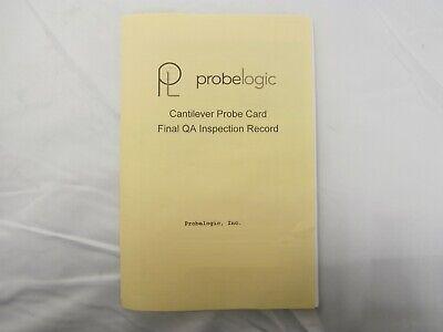 Probelogic 30-10700 Wafer Cantilever Probe Card S25PA REV4 New Surplus 9
