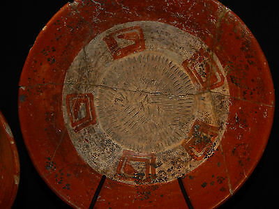 Pre-Columbian Chupicuaro Bowls, Set of 3, Authentic Mesoamerica 9