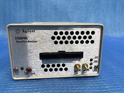 Agilent E5940B #300 /E5840B  TracePort Analyzer ID-AWW-8-2-3-002 5