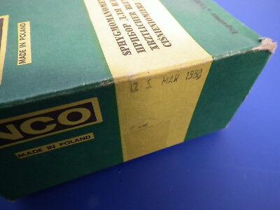 alter Ärztlicher Blutdruckmesser DDR damals Importware aus Polen in OVP Vintage 8