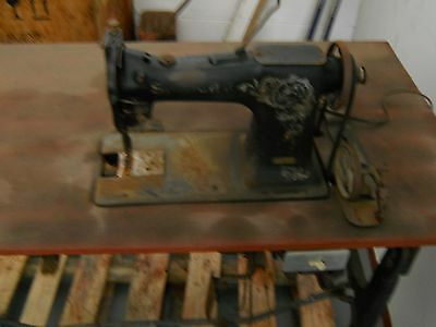 ANTIQUE SINGER SEWING MACHINE The Standard Sewing Machine Co Awesome Standard Sewing Machine