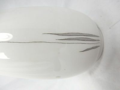 Well shaped / formschöne Heinrich & Co  Porzellan porcelain Vase 25 cm 10943
