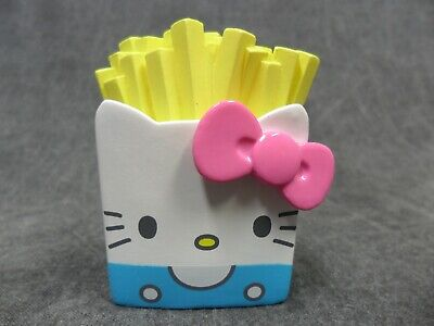 Kidrobot Hello Sanrio NEW Hello Kitty French Fry 2//24 Opened Blind Box Kitty